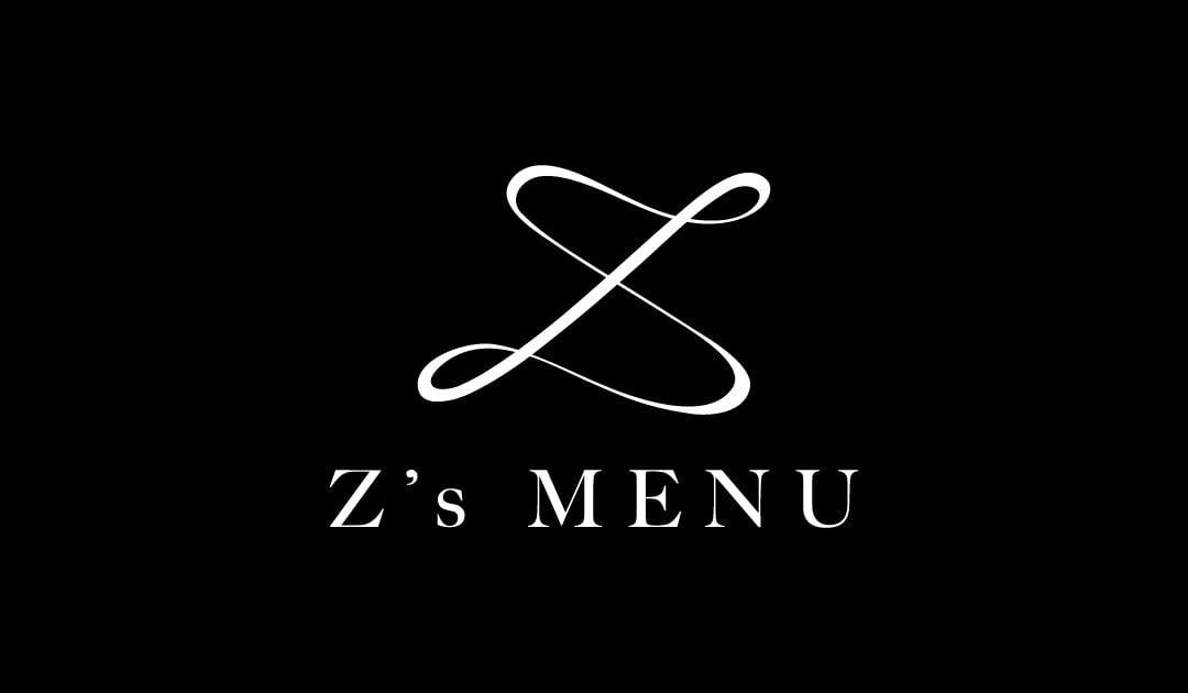 Z's メニュー