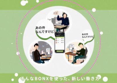 BONX WORK's