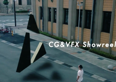 2018 CG/VFX Showreel