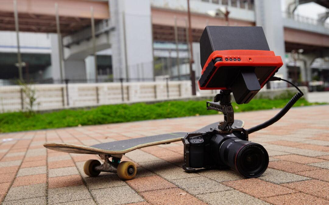 AVIIが得意なアクションスポーツの撮影について