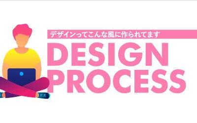 デザインってこんな風に作られてます