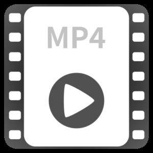 MP4データ