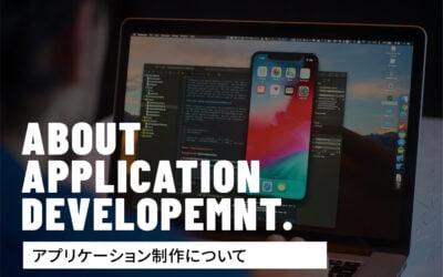 About Application Development Process