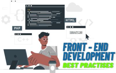 Front-end development best practises