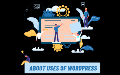 About using wordpress for your websites.